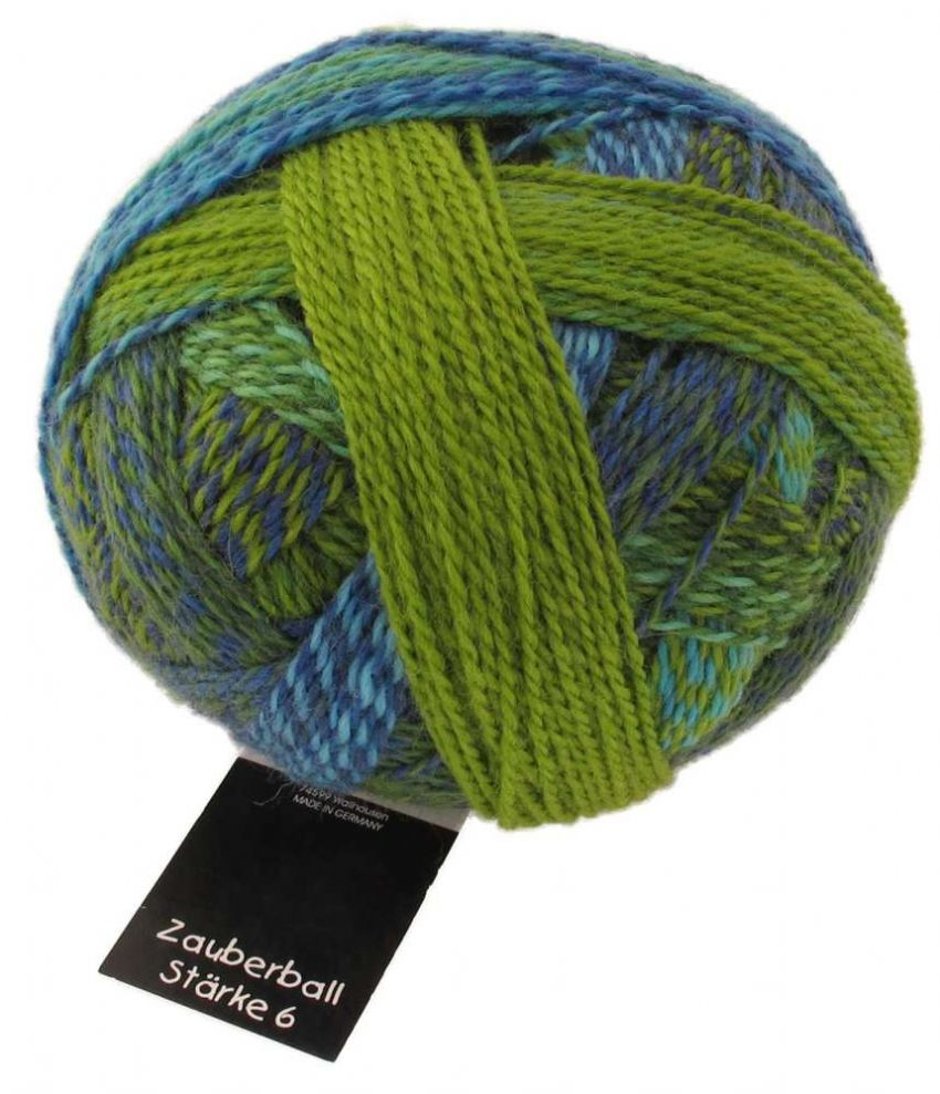 Schoppel-Wolle ZAUBERBALL 6-ply Spring is here! 2136